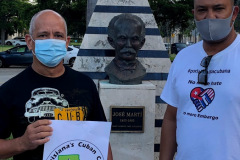 More than 70 cities join the world campaign against the blockade: 20 countries have participated to date
