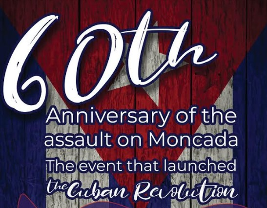 60TH Anniversary of the Cuban Revolution