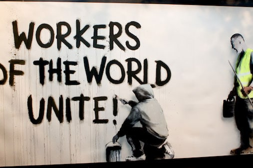 CELEBRATE MAY DAY WITH WORKERS AROUND THE WORLD!