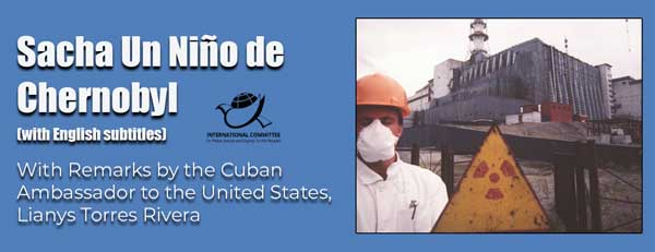A film about the untold story of Cuba's contribution to help victims of Chernobyl.