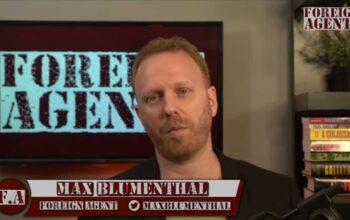 Max Blumenthal exposes Cuba's San Isidro Movement